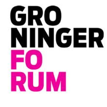 Logo Groninger Forum