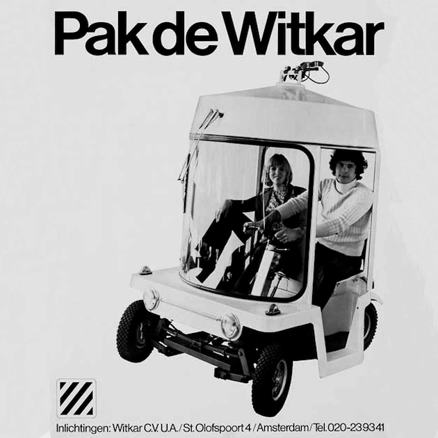 Poster Witkar