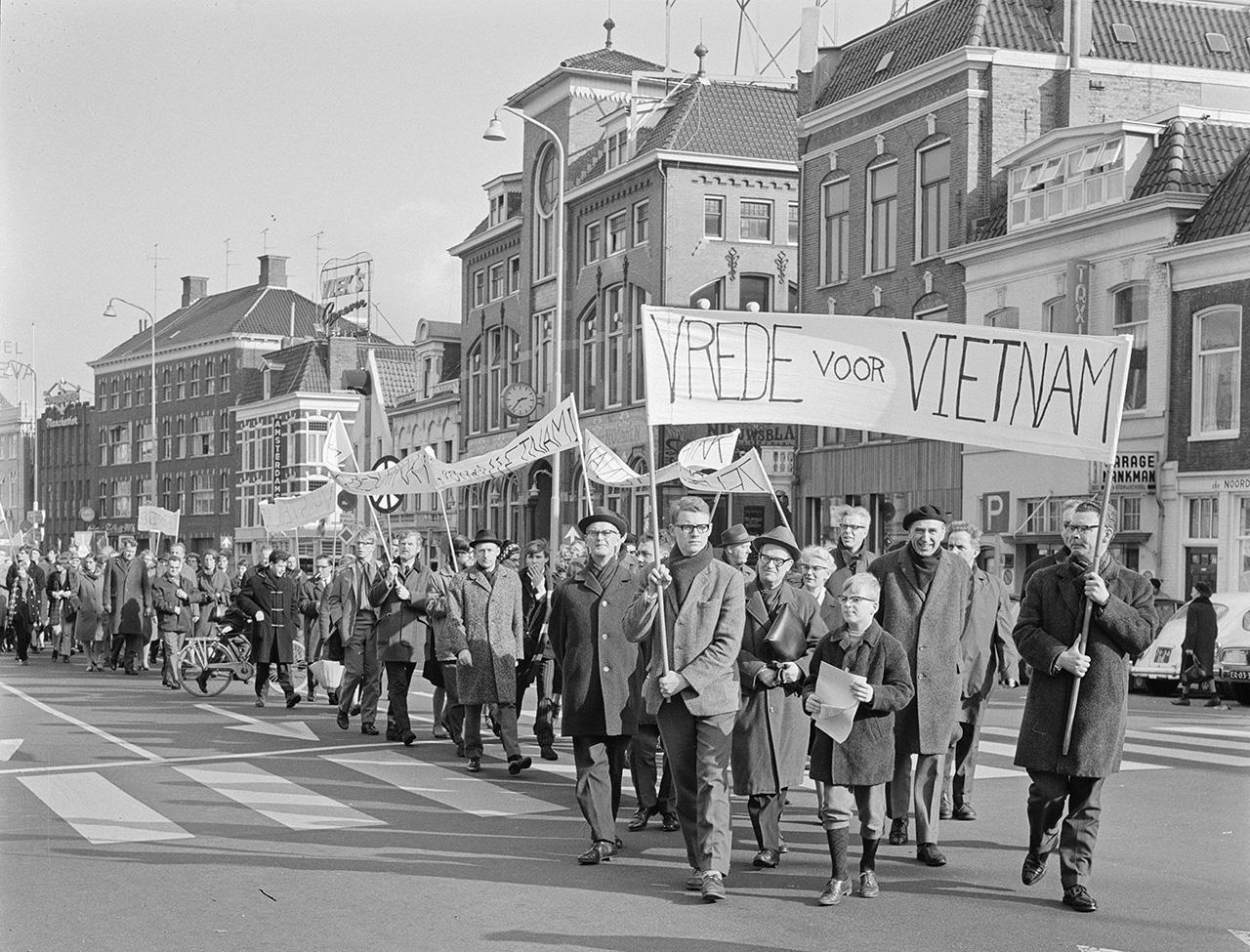 Vietnamdemonstratie