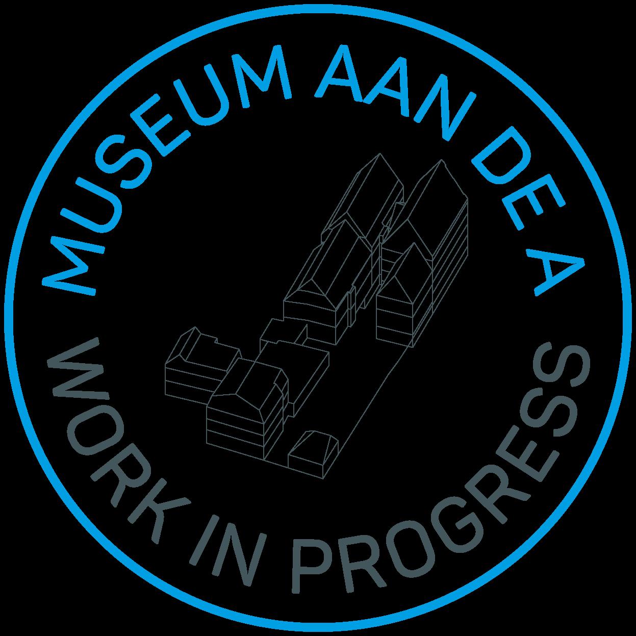 Logo Museum aan de A