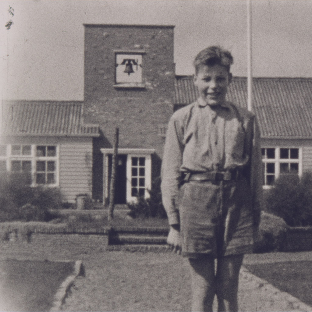 Jongensstad Westerwolde in Sellingen. Film: J.S. Pater.